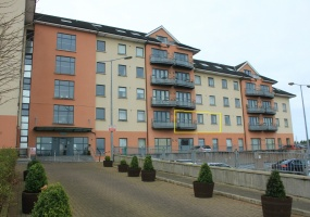 Athlone, Co. Westmeath., 2 Bedrooms Bedrooms, ,1 BathroomBathrooms,Apartment,Sold,1006